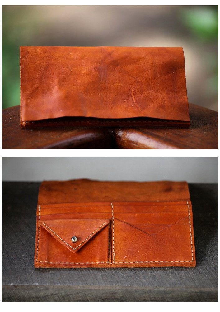 Leather wallet-SR