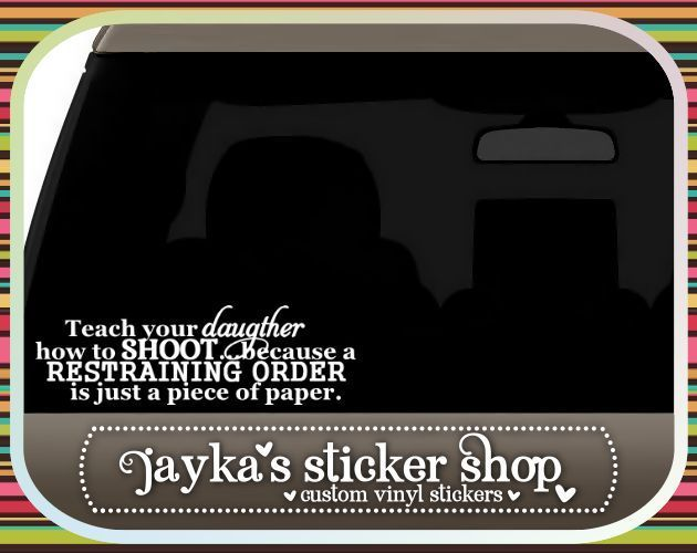 Best Window Decals Images On Pinterest Window Decals Vinyl - Custom car window sticker