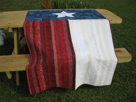 Texas Flag Quilt Pattern Free | Add it to your favorites to revisit it later.