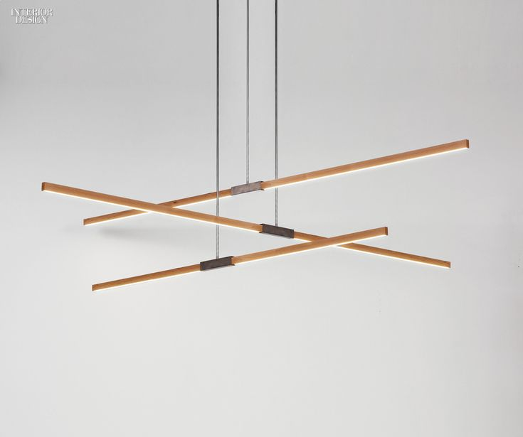 Rux's Multiple pendant in maple and nickel by Stickbulb.