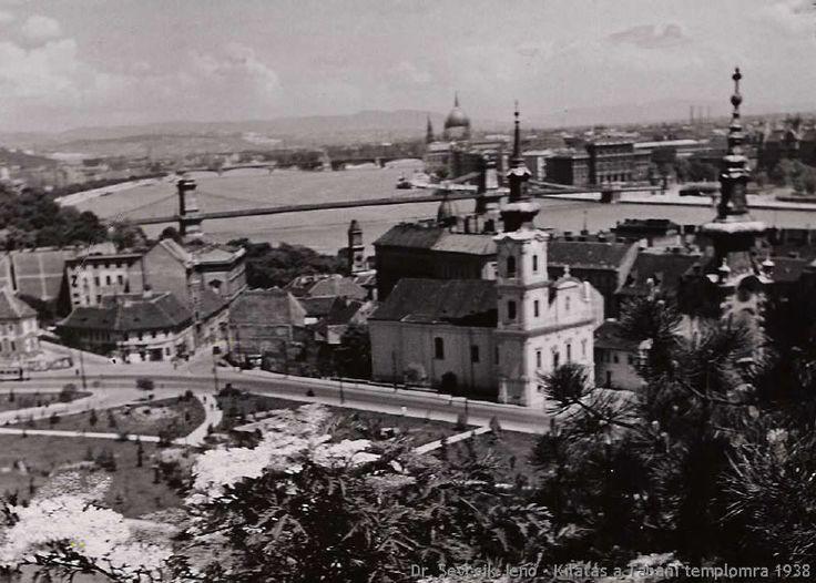 1938, Tabáni templom