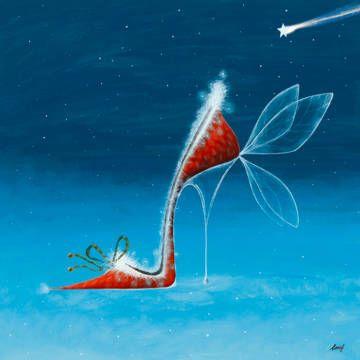 Lorrie McFaul - Fairy Shoe