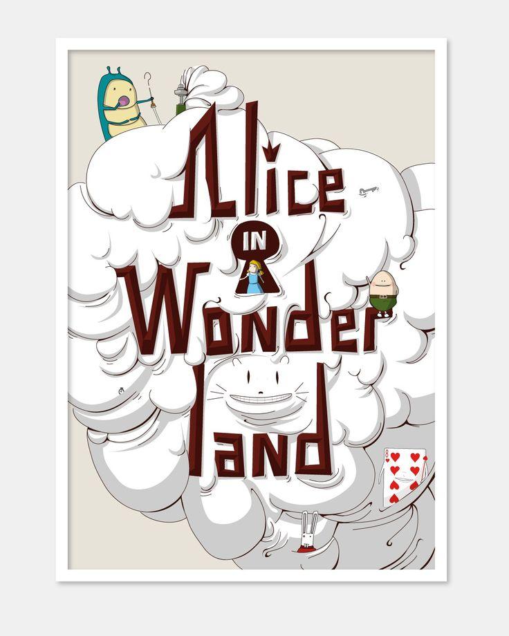 Alice's Adventures in Wonderland - philippe nicolas
