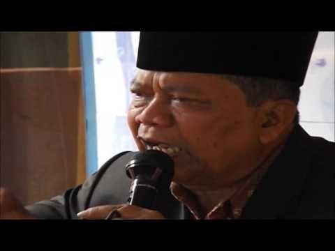 Ceramah KH Aceng Zakaria Ketua Umum Persis 2015 2020 Cihanja