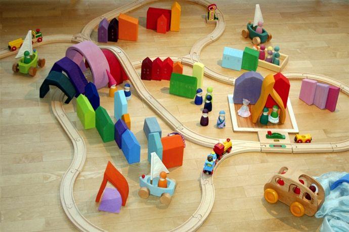Spielzeug - Kunst und Spiel