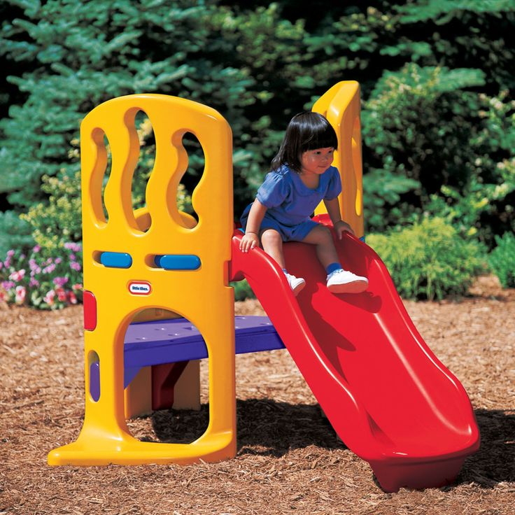 Little Tikes slide and Little Tikes Hide and Slide Climber are perfect for toddlers & preschoolers with endless energy. Order slides for kids online today!