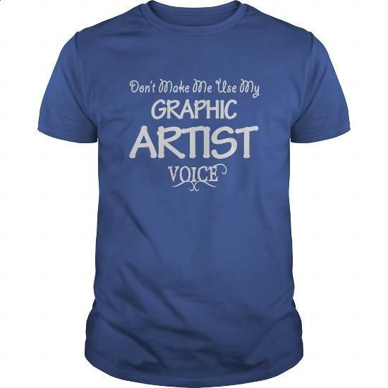 Graphic Artist Voice Shirts - #t shirt #vintage t shirt. CHECK PRICE =>…
