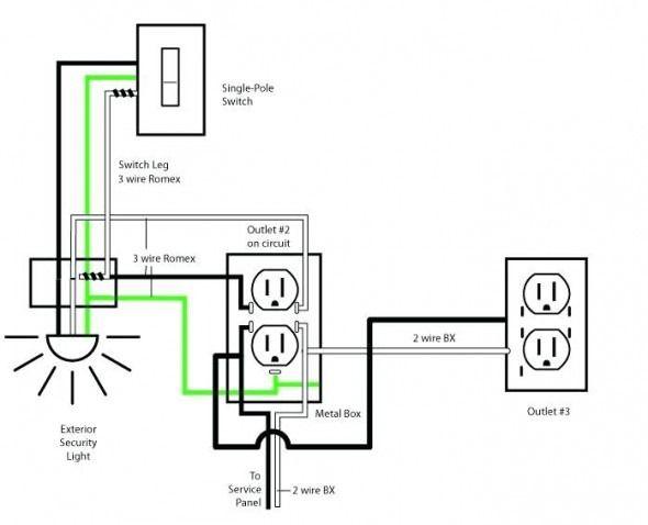 Basic Wiring Diagram Basic Electrical Wiring Electrical Wiring Home Electrical Wiring