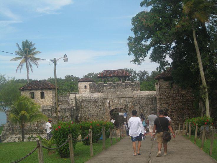Castillo San Felipe Puerto Barrios , Izabal