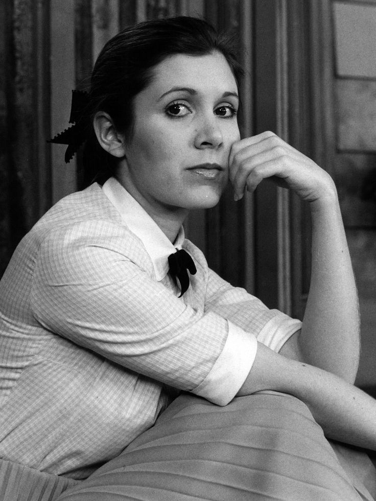 Carrie Fisher, the actress best known as Star Wars' Princess Leia Organa, has died after suffering a heart attack. She was 60.