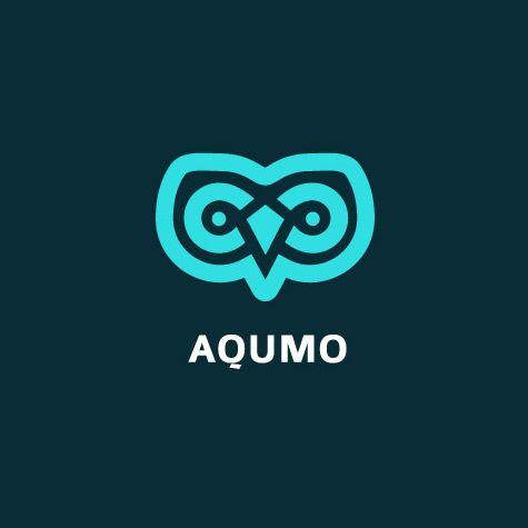 Aqumo / proposal logotype Project: design Graphic designer: Andrea Orazzo #logo #brand #identity