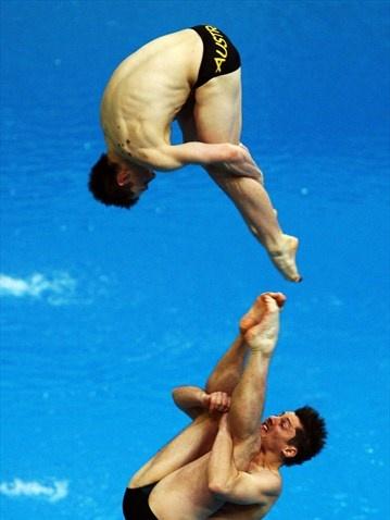 OLYMPICS OLYMPICS divers