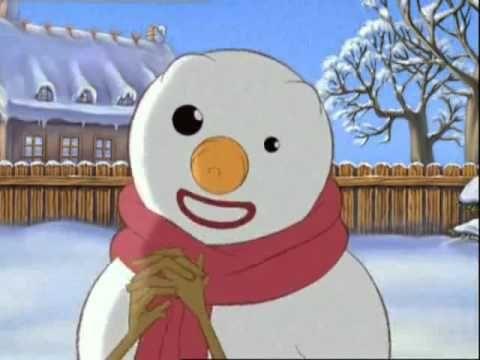 A hóember (Andersen mesék) - YouTube
