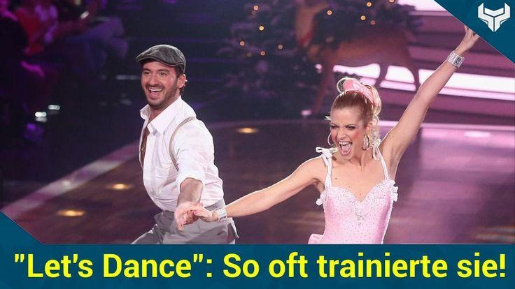"""Knochenjob Let's Dance! In diesem Jahr tanzten sich Promis wie Vanessa Mai und Angelina Kirsch in die Herzen der Zuschauer. Vor ein paar Jahren unter den Kandidaten: ExGZSZStar Susan Sideropoulos . 2007 fegte sie mit Tanzpartner Christian Polanc ) über das Promiparkett. Heute sagt sie: """"Es war das Anstrengendste und Extremste das ich je gemacht habe!""""   Source: http://ift.tt/2sljNPT  Subscribe: http://ift.tt/2rDhUzl Sideropoulos bei """"Let's Dance"""": So oft trainierte sie!"""