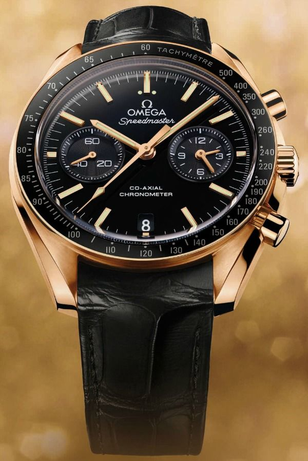 Omega Speedmaster Moonwatch Co-Axial Chronograph -   aBlogtoWatch Editor's Watch Gift Guide For 2012
