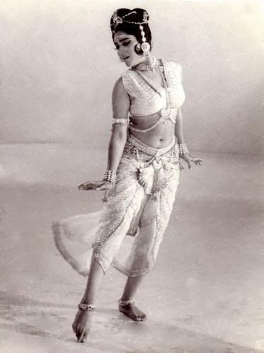 Vyjayanthimala - dance champion of Indian cinema