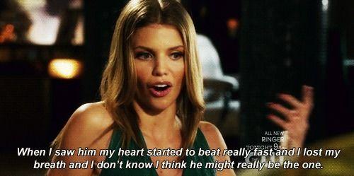 """Naomi """"He might be .. #90210"""