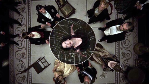Wasn't wild about Ep1, but now I'm firmly committed to Showtime's Penny Dreadful.