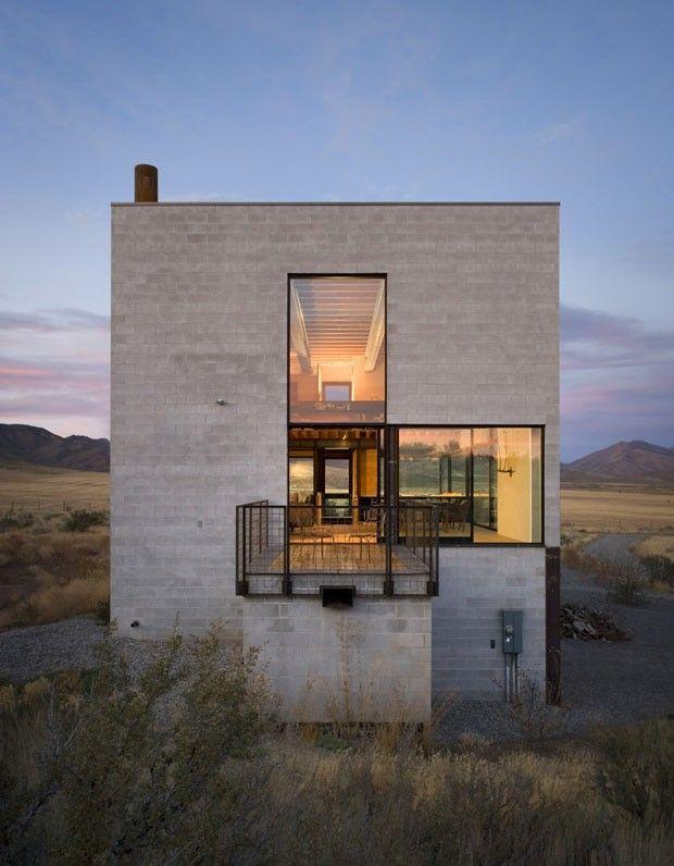 253 melhores imagens de arquitetura no pinterest casas for Cabine disney forte deserto