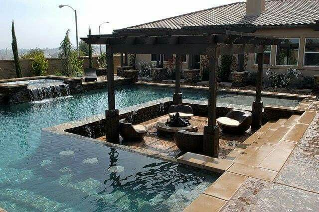Dream pool!