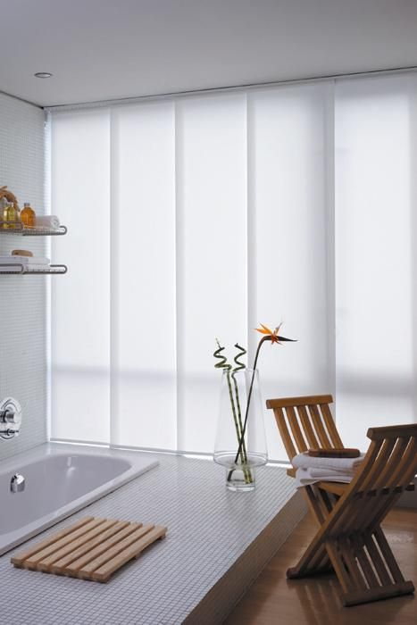 Sydney Panel Blinds by Davonne