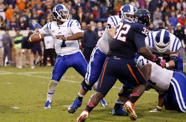 NCAA Football Betting: Free Picks, TV Schedule, Vegas Odds, Duke Blue Devils vs. Virginia Cavaliers, Nov 21st 2015