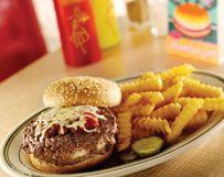 Wisconsin Pepper Jack Stuffed Burgers | Wisconsin Milk Marketing Board