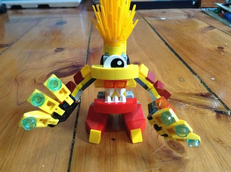 9 best mixels images on Pinterest | Lego, Legos and Birthday party ideas