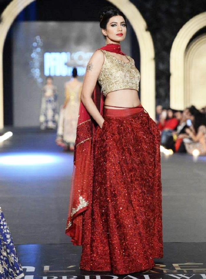 Zara Shahjahan Latest Bridal Collection 2015-2016   BestStylo.com