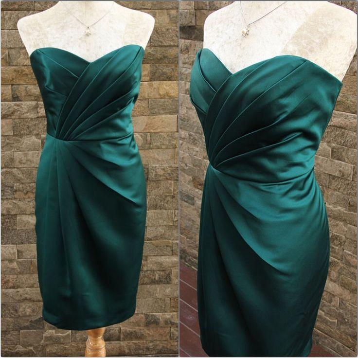 Envy Green Dress || www.ladyseoulshop.com