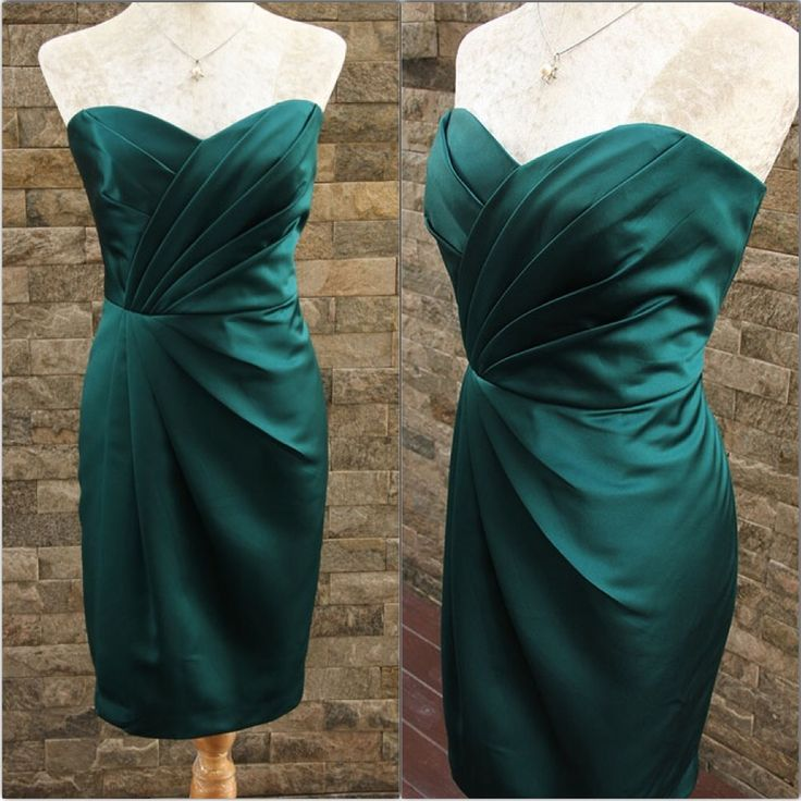 Envy Green Dress || www.ladyseoulshop.com