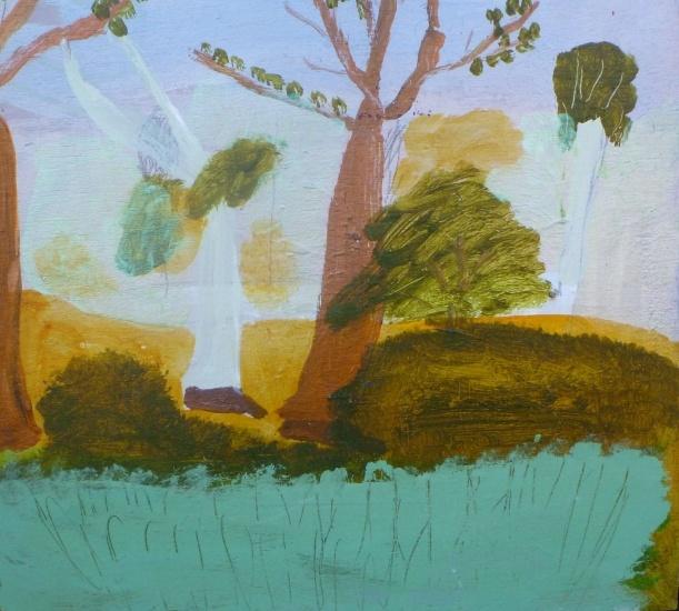 Idris Murphy, Boababs and Savannah, 2012