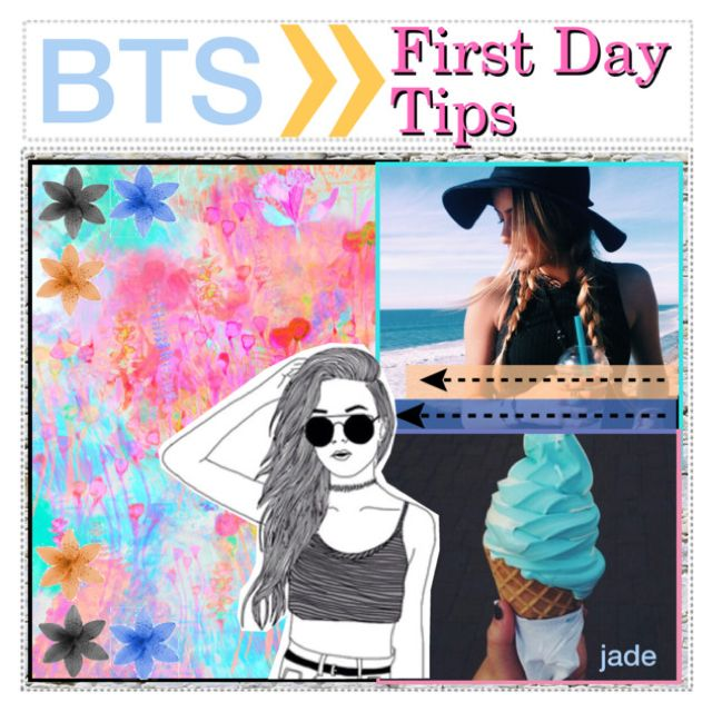 BTS : First Day Tips by the-tip-shoppe
