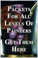 Your decorative painting resource for all levels of painters