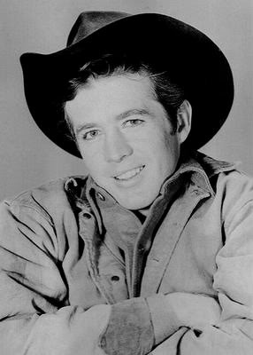 "Clu Gulager. This guy had a ""voice"". I'm saving him for future posts in other roles. Here he obviously got some good work in a tv western, or somethingorother."