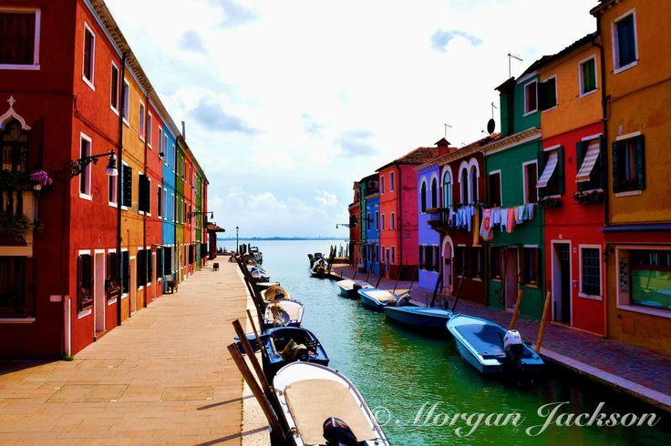 #TheTravellingSchipperke #Travel #Wanderlust #Italy #Burano #Venice #Colours
