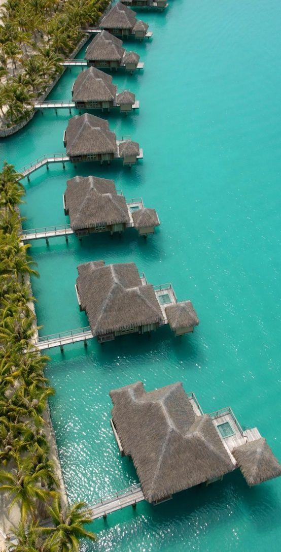 St. Regis Resort, Bora Bora  Honeymoon