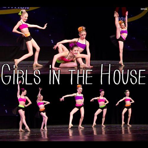 Dance Moms - Season 2 Episode 14 - Girls in the House