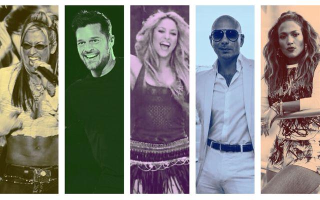Música para un Mundial de Fútbol | Movistar Next | Ricky Martin, Shakira, Pitbull, J.lo y muchos más.