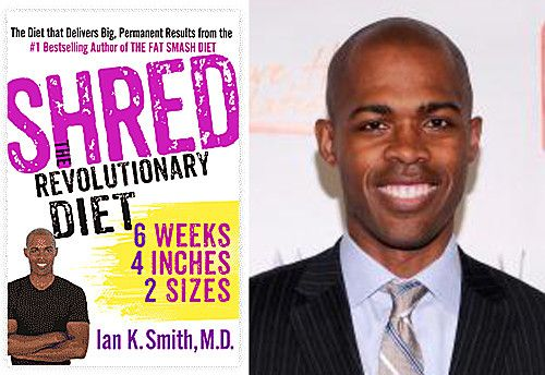 Dr. Ian Smiths Shred Diet/low cal snack ideas @ joyfulscribblings