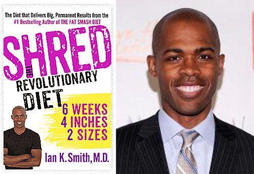 Dr. Ian Smiths Shred Diet/low cal snack ideas @ joyfulscribblings