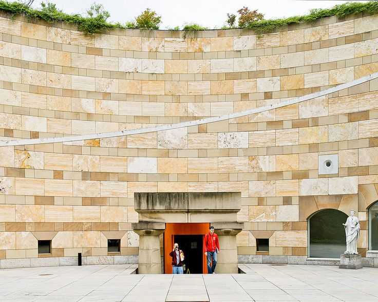 James Stirling | Neue Staatsgalerie | Stuttgart; Alemania | 1984