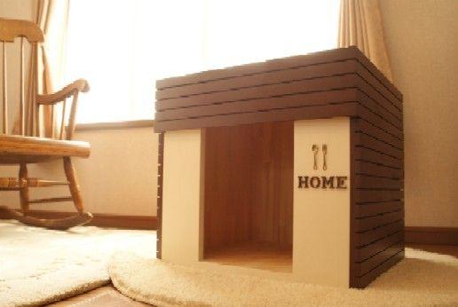 犬小屋デザイナーによる公開BLOG(・人・)