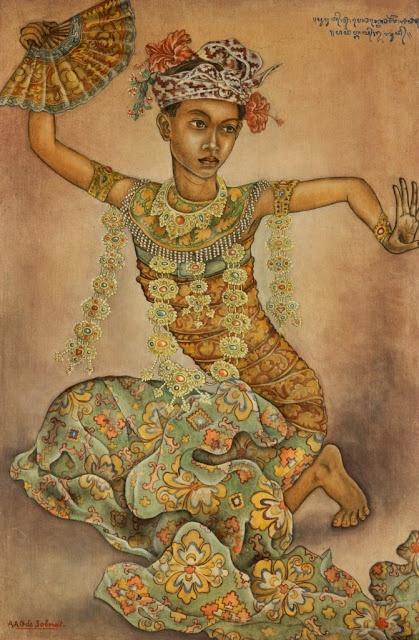 anak agung gede sobrat (1922-1992)