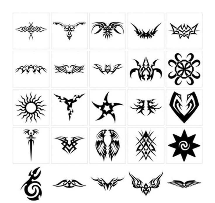 Small Tattoo Ideas: Small Tattoo Collection Pictures