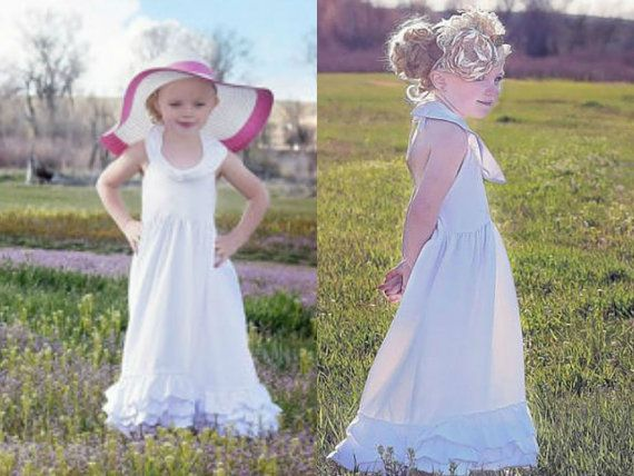 Long maxi dresses for toddlers