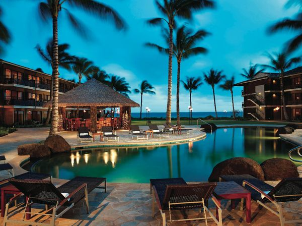 More than half of DWH readers are spending a week at their honeymoon destination, and almost one-third are spending under $5,000 on their escape. These 15 resorts, from ultra-luxe to budget-friendly, offer weeklong packages that have newlywed couples swooning. Credit: Koa Kea, Kauai