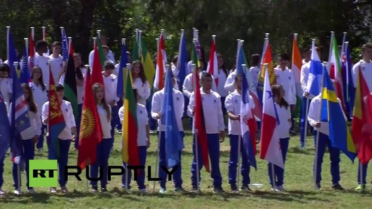 LIVE: Ancient Olympia hosts 80th Olympic flame ceremony ahead of Rio 2016