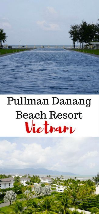 Pullman Danang Beach Resort -A great value luxury beach resort in Danang. Located on the oceanfront, this resort has a lot to offer visitors to the Hoi An region.