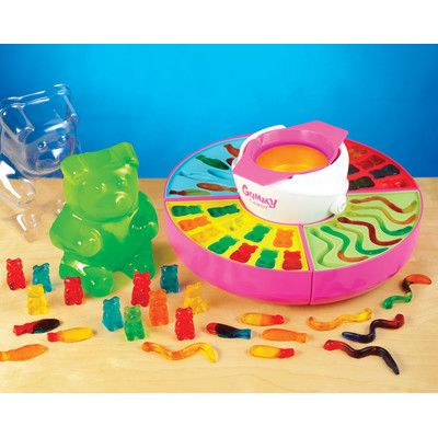 Nostalgia Electrics Gummy Candy Maker | Wayfair